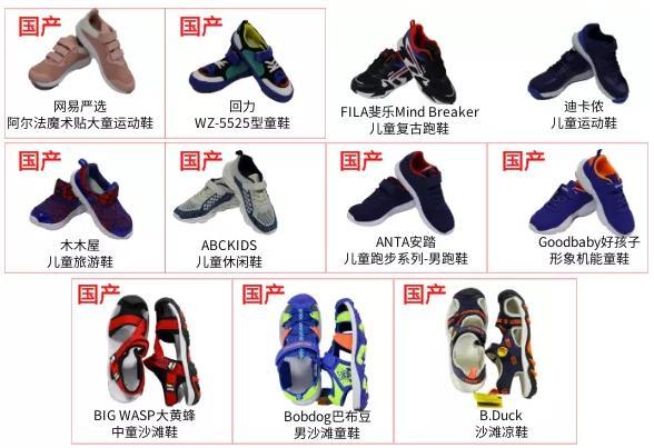 25款儿童鞋抽检不达标:阿迪、耐克、斯凯奇等品牌